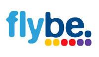 Flybe brand logo