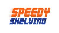 Speedy Shelving brand logo