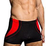 model in dead good undies HOM underwear