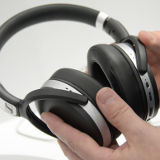 Sennheiser over-ear headphones