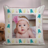 Giftpup personalised cushion