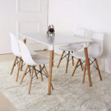 P and N Homewares white dining set