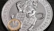 Royal Mint Bullion coins