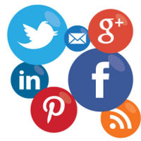 Warner Leisure social icons