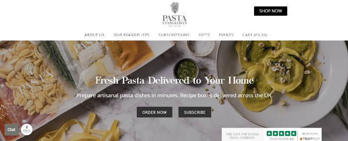 Pasta Evangelists screenshot