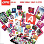 Argos product selection image
