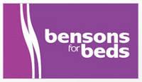 Benson for beds brand logo