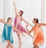 Dance Direct dancers in dress