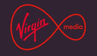 Virgin Media brand logo