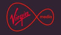 Virgin Media brand logo