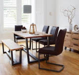 Harveys product example, dining set and sideboard