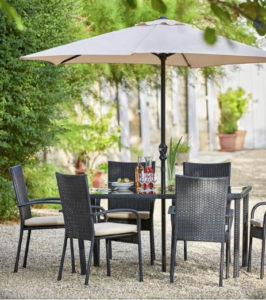 Argos outdoor patio furniture