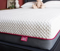 Image of Hyde and Sleep brand mattress in bedroom setting