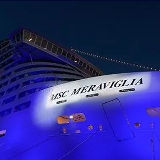 MSC Cruises latest liner Meraviglia