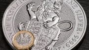Royal Mint Bullion coins