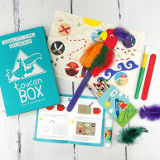 Selection of Toucan box crafts