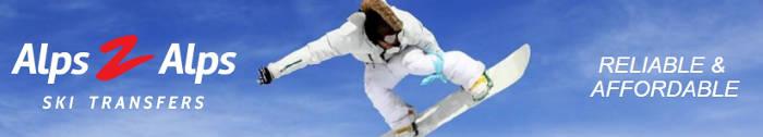 Alps 2 Alps ski transfers review