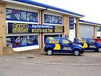 Euro Car Parts trade store